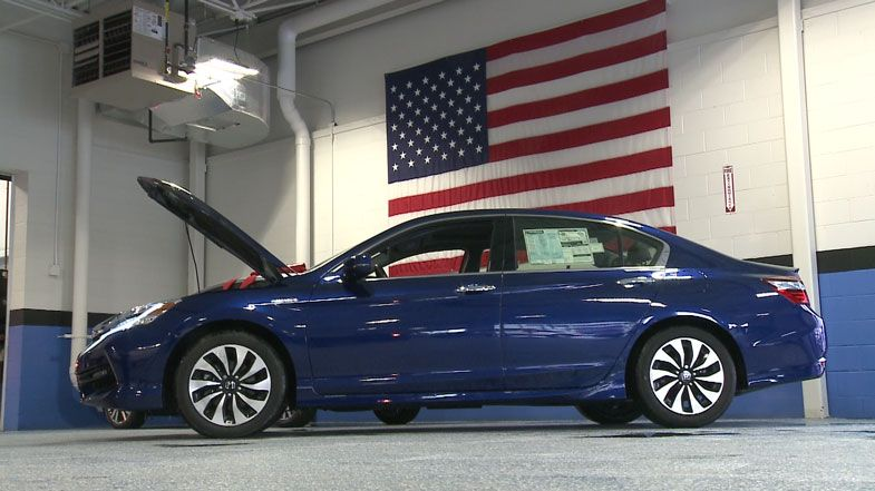 One new law creates confusion with hybrid-car owners