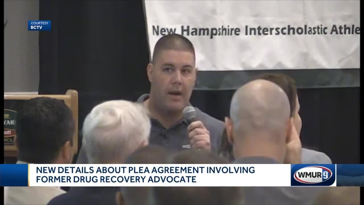 New details emerge about plea agreement involving former drug recovery  advocate