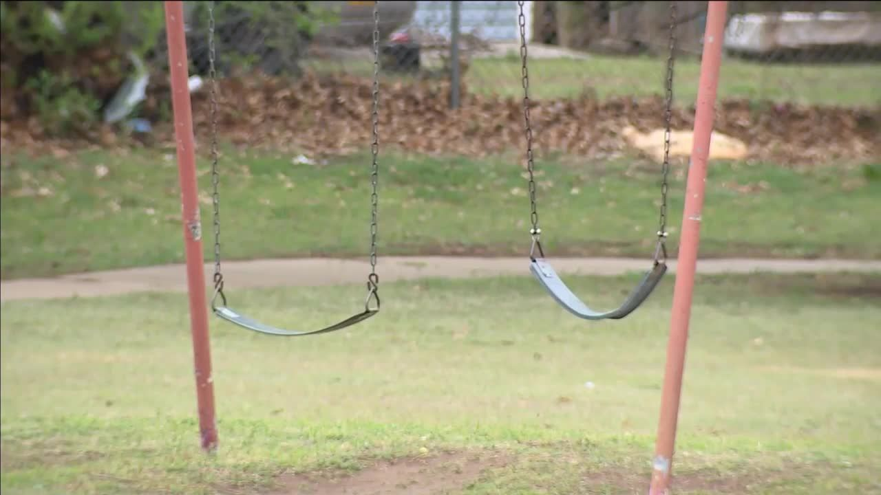 Police search for answers after 7-year-old child shot at northeast OKC park