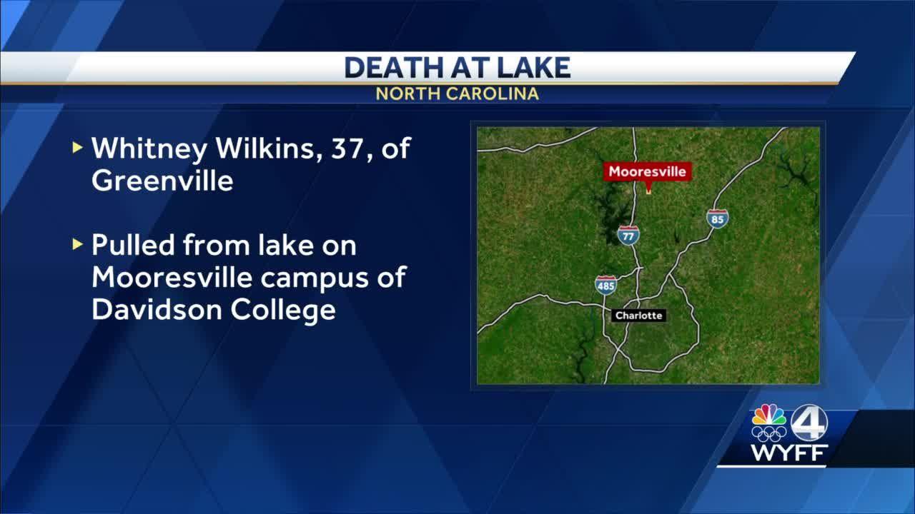 Greenville woman dies in North Carolina lake, college says