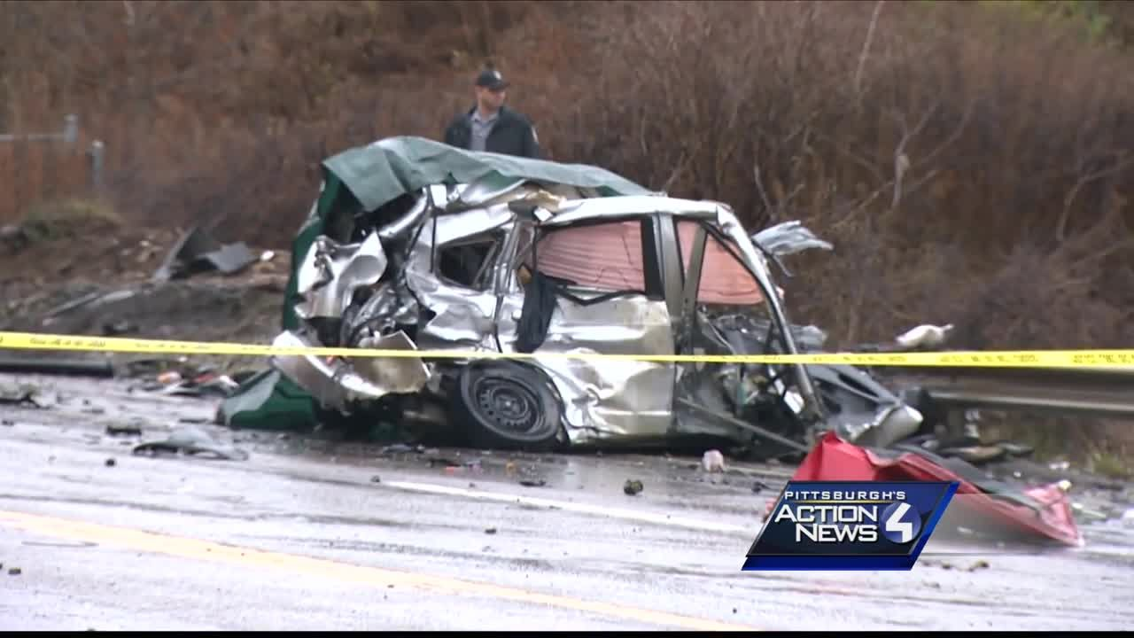 Fatal crash involves 2 cars, tractor-trailer in Middlesex Township, Butler  County