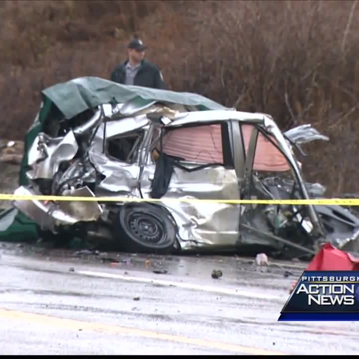 Fatal crash involves 2 cars, tractor-trailer in Middlesex