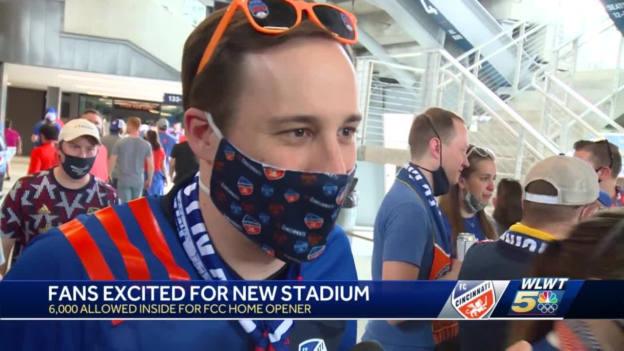 Fans excited for new stadium