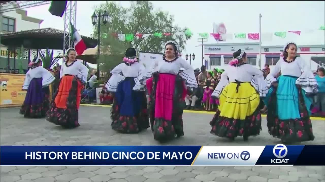 History on Cinco de Mayo