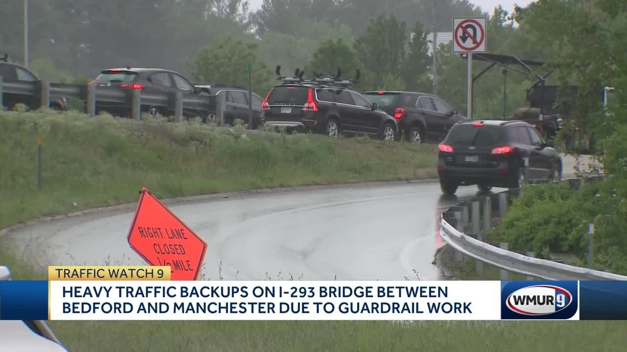 Prepare for traffic: Repairs, construction to slow commute on I-293