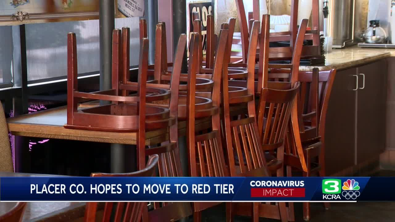 Placer County business owners hope to move to red tier this week
