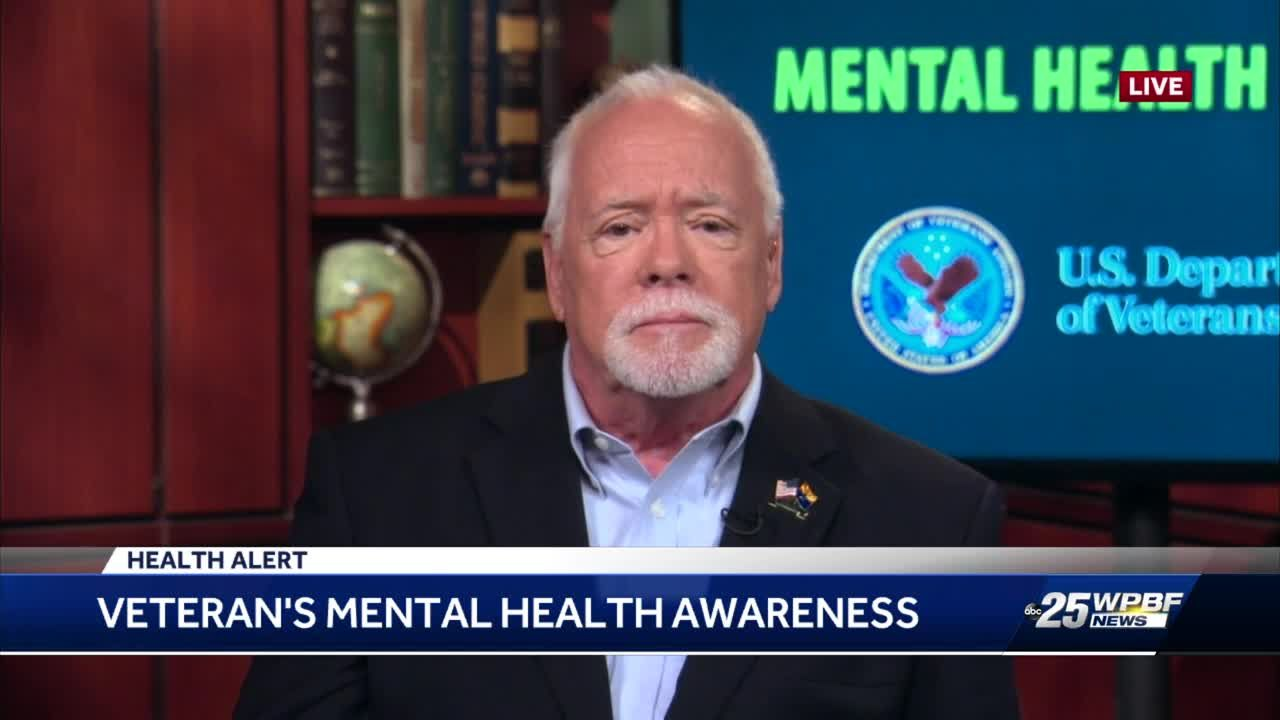 Removing the Stigma: Mental Health Issues for Veterans