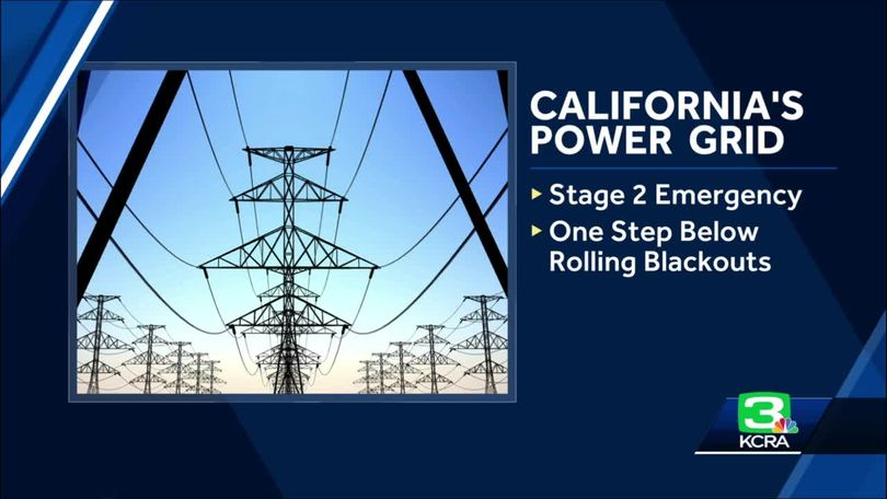 California Officials Lift Stage 2 Energy Emergency