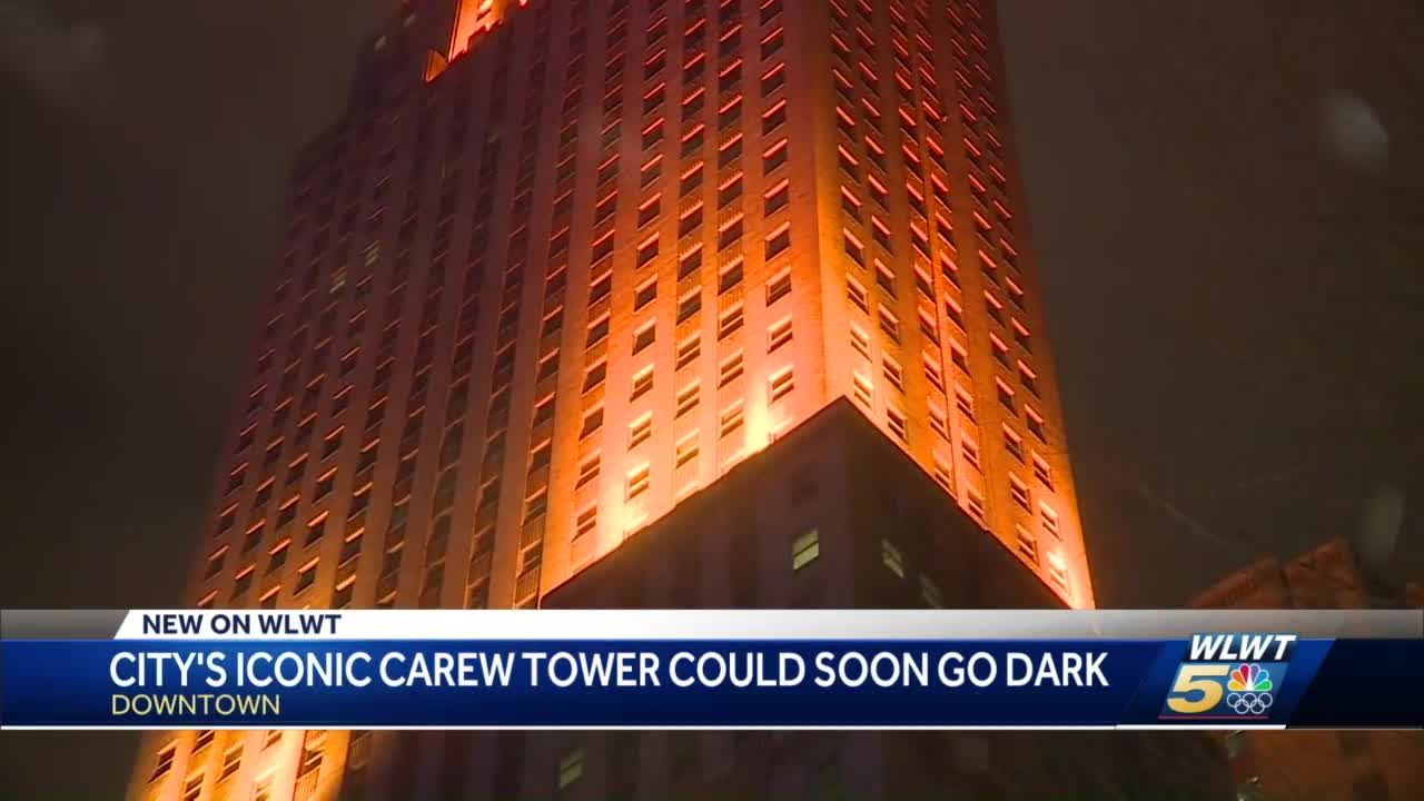 Duke Energy threatens to shut off power to Cincinnati's iconic Carew Tower