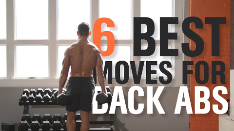 Why 'Back Abs' Are All the Rage Right Now