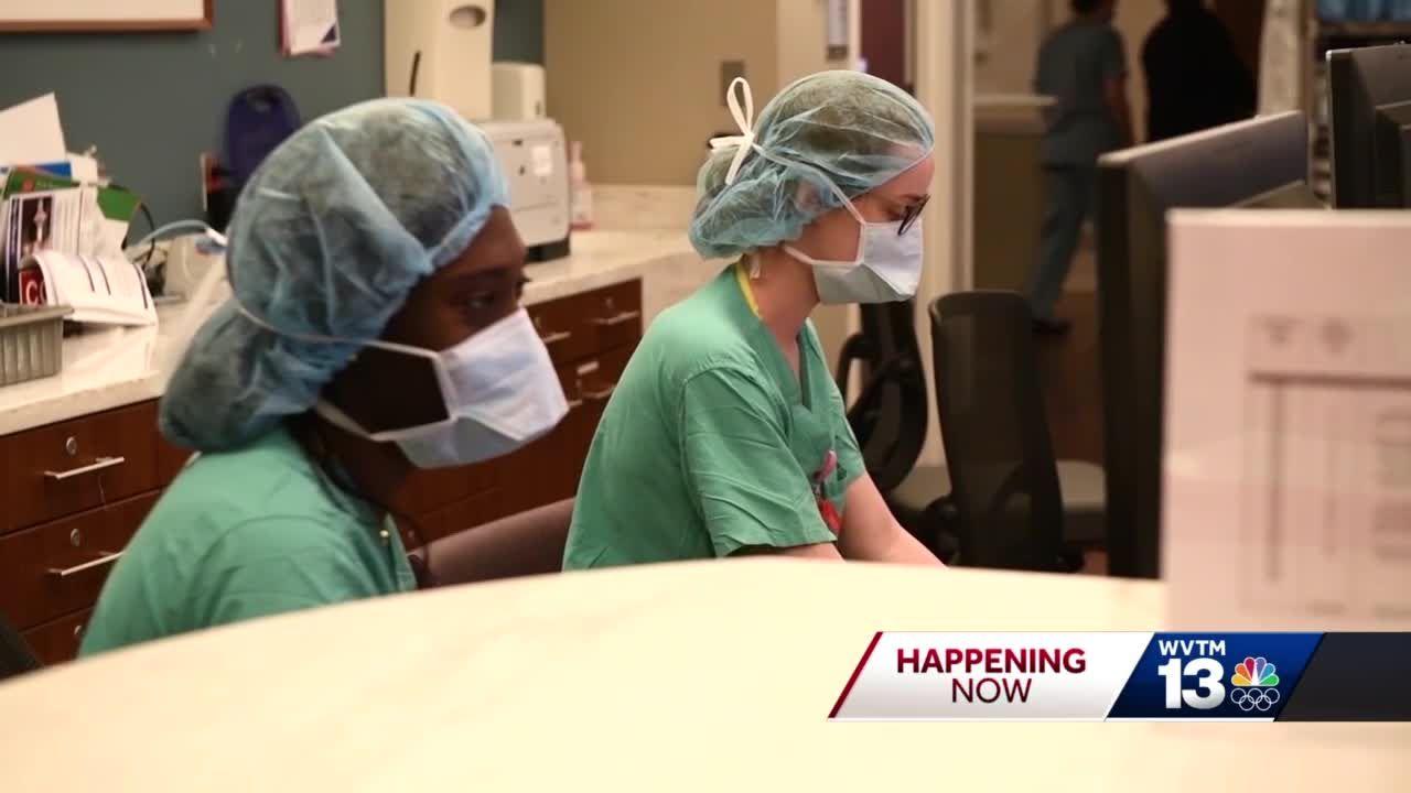 Alabama's nurses play vital role in fighting COVID-19