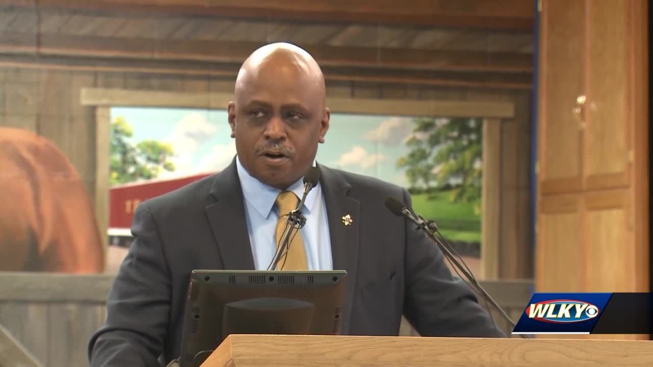 Metro Council President David James on suspending campaign: 'Focused on getting healthy'