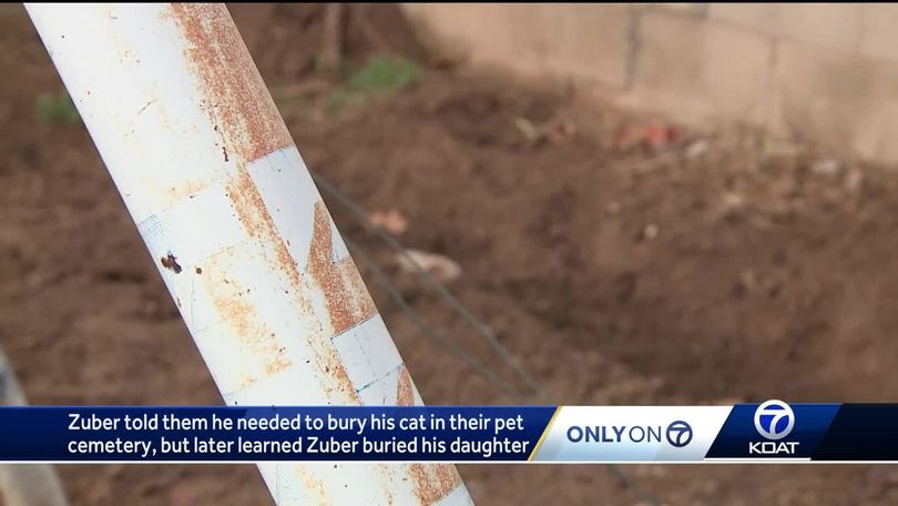 Man says landscaper asked to bury his cat in backyard, but