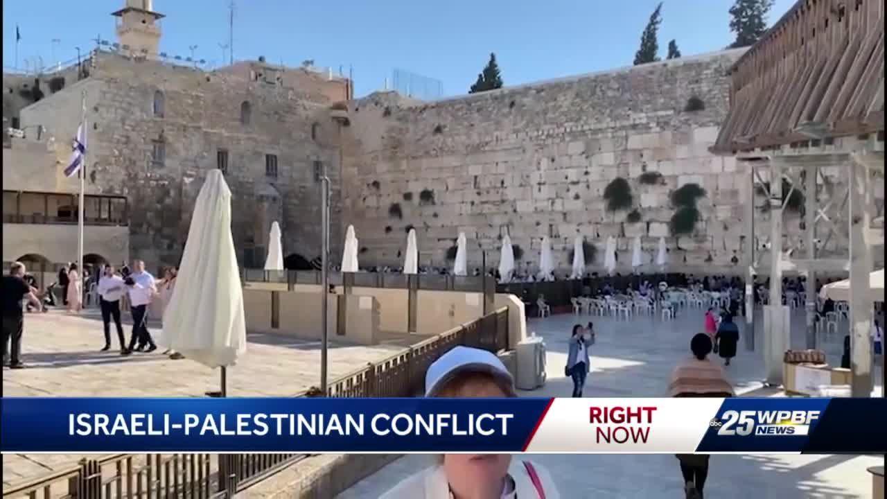 Israeli-Palestinian conflict