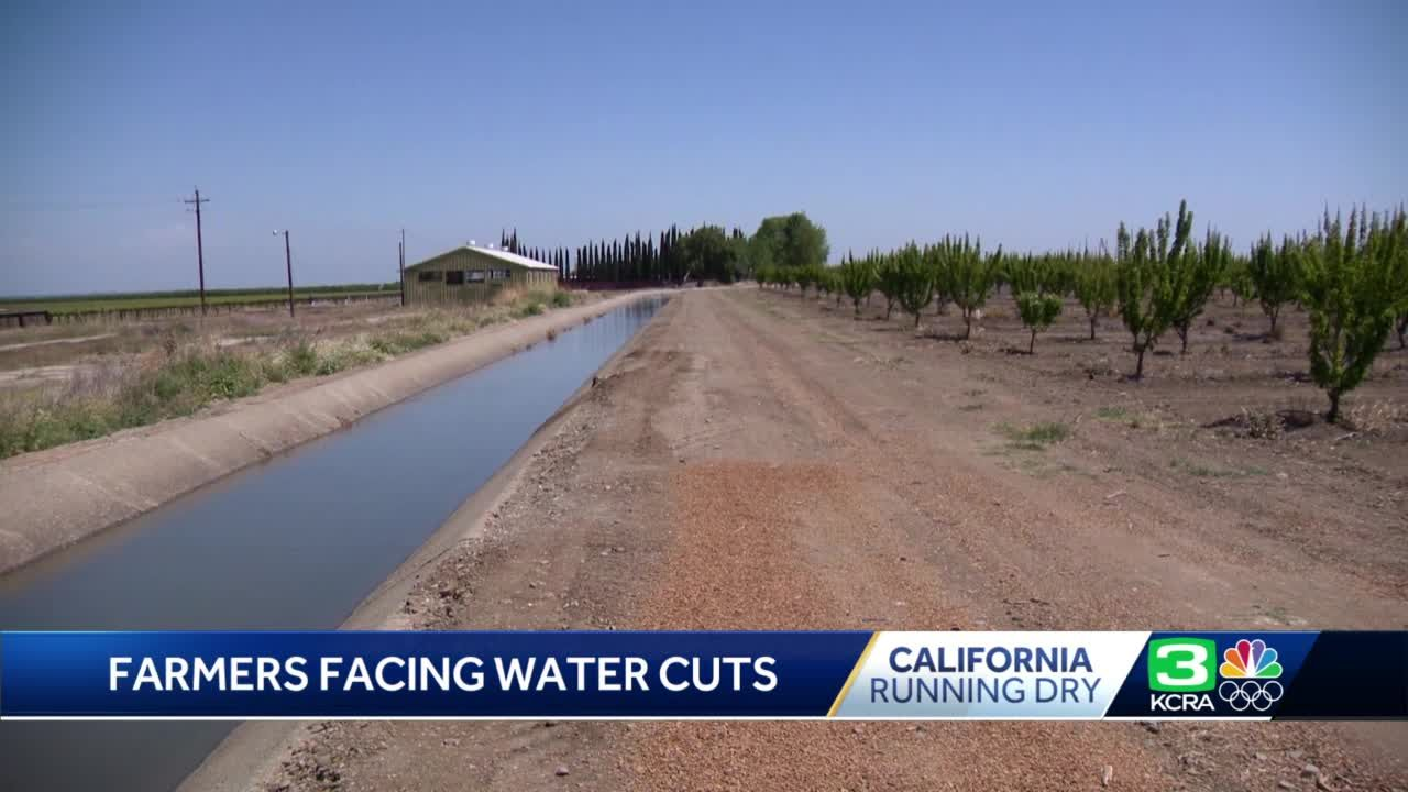 Running Dry: California farmers could face water cuts