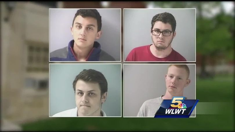 Drug warrant sweep leads to arrest of 4 Miami U  students