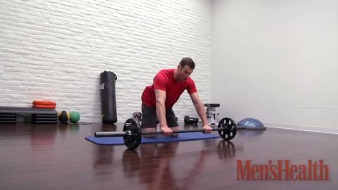 The Ultimate Core Strengthening Exercise