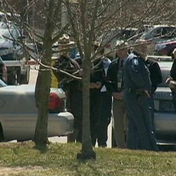 URI campus locked down after gunman reported