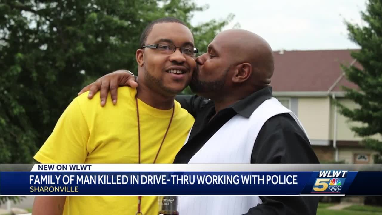 Family members beg for answers, police narrowing suspect search in deadly drive-thru shooting