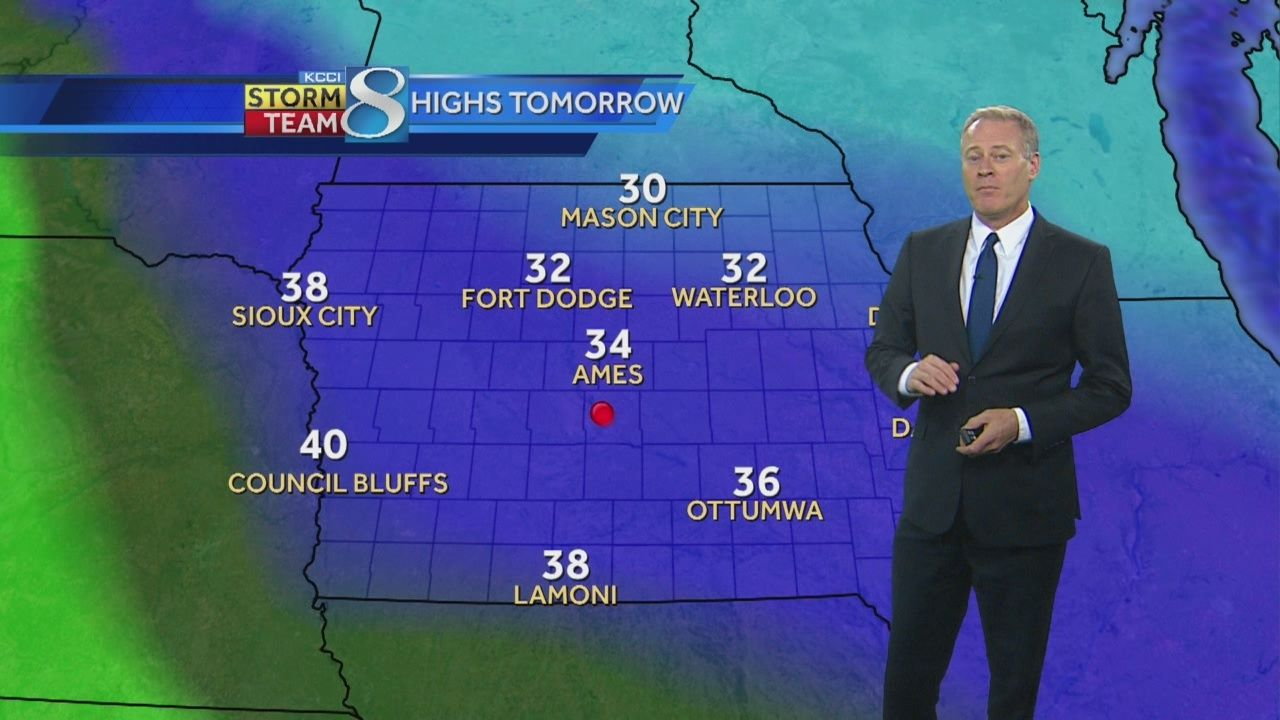 kcci weather 8 day