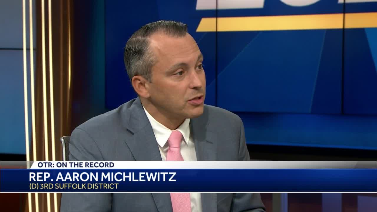 OTR: State Rep. Aaron Michlewitz on Massachusetts millionaire tax question for 2022