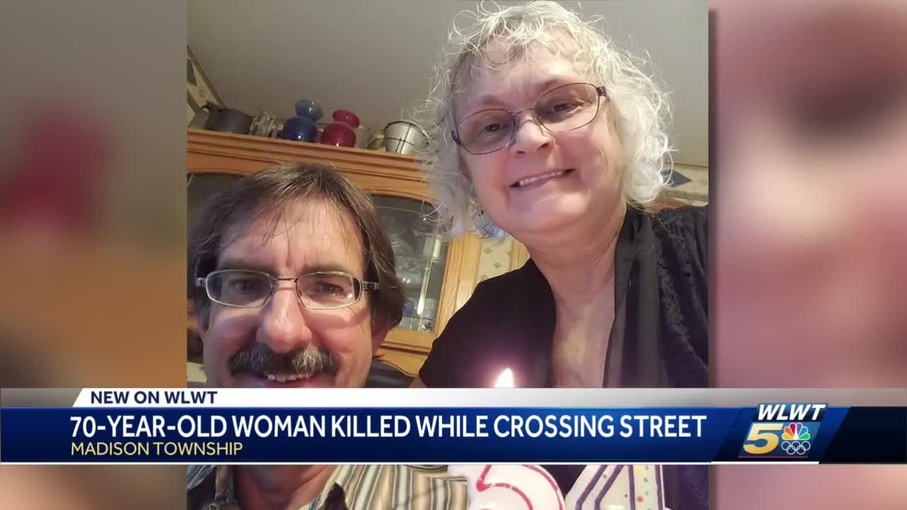 Friends mourn the death of woman struck, killed crossing street in Madison Township
