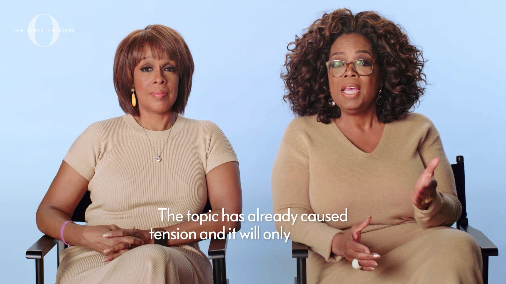 Navigating Holiday Drama? Oprah and Gayle Have Helpful Advice