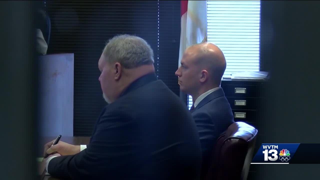 Huntsville police officer still getting paid after murder conviction