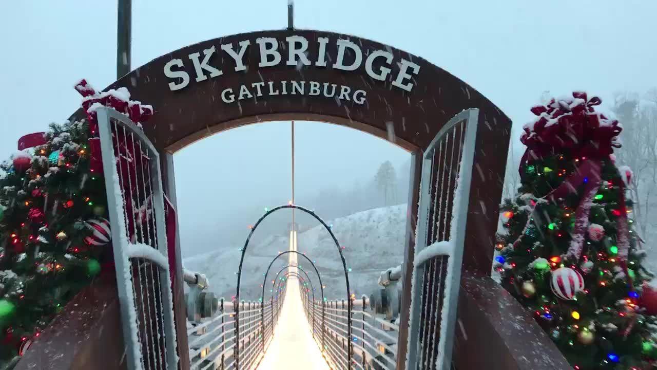 Skybridge Gatlinburg Tennessee