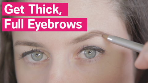 The Very Worst Ways To Groom Your Eyebrows