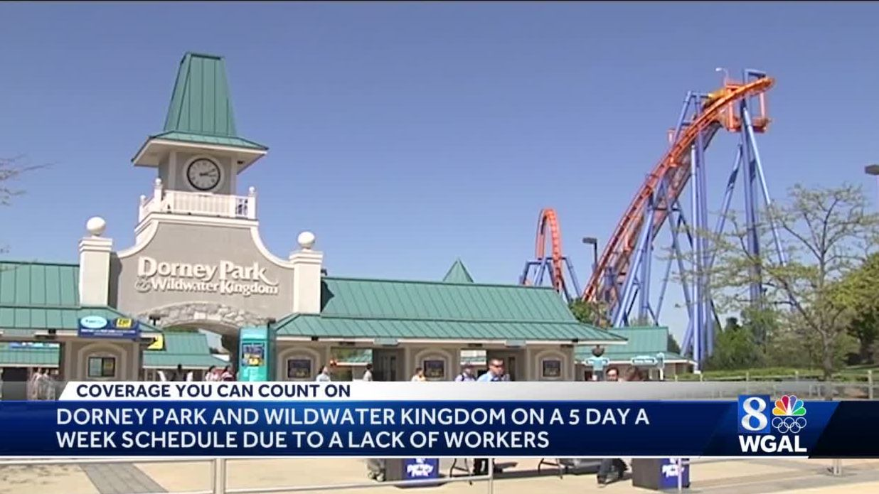 Dorney Park cuts hours due to staffing shortage