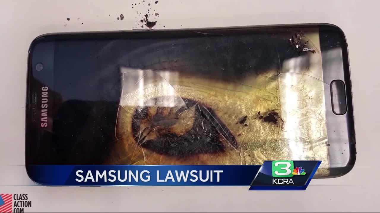 Folsom law firm files lawsuit against Samsung