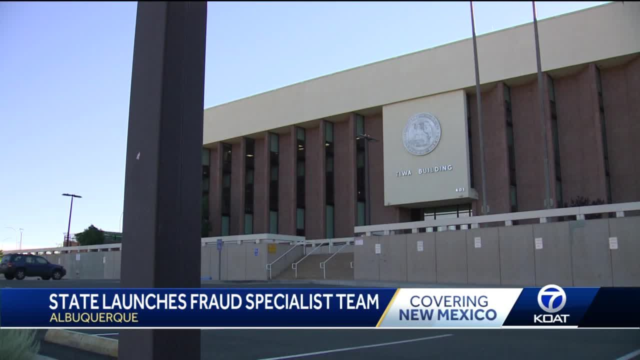 NM creates 'fraud specialist team' after governor says millions in overpayments from Workforce Solutions could have gone to fraudsters