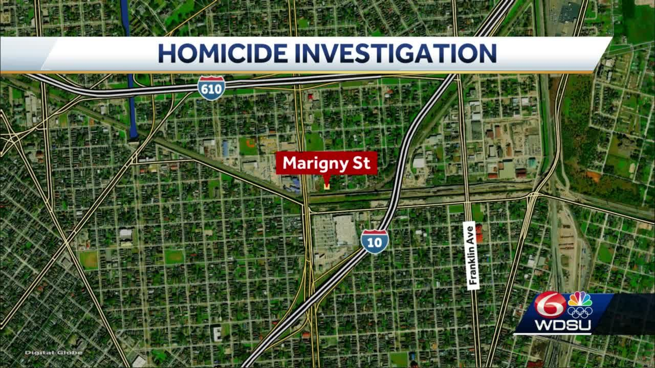 NOPD investigating homicide near St. Roch neighborhood