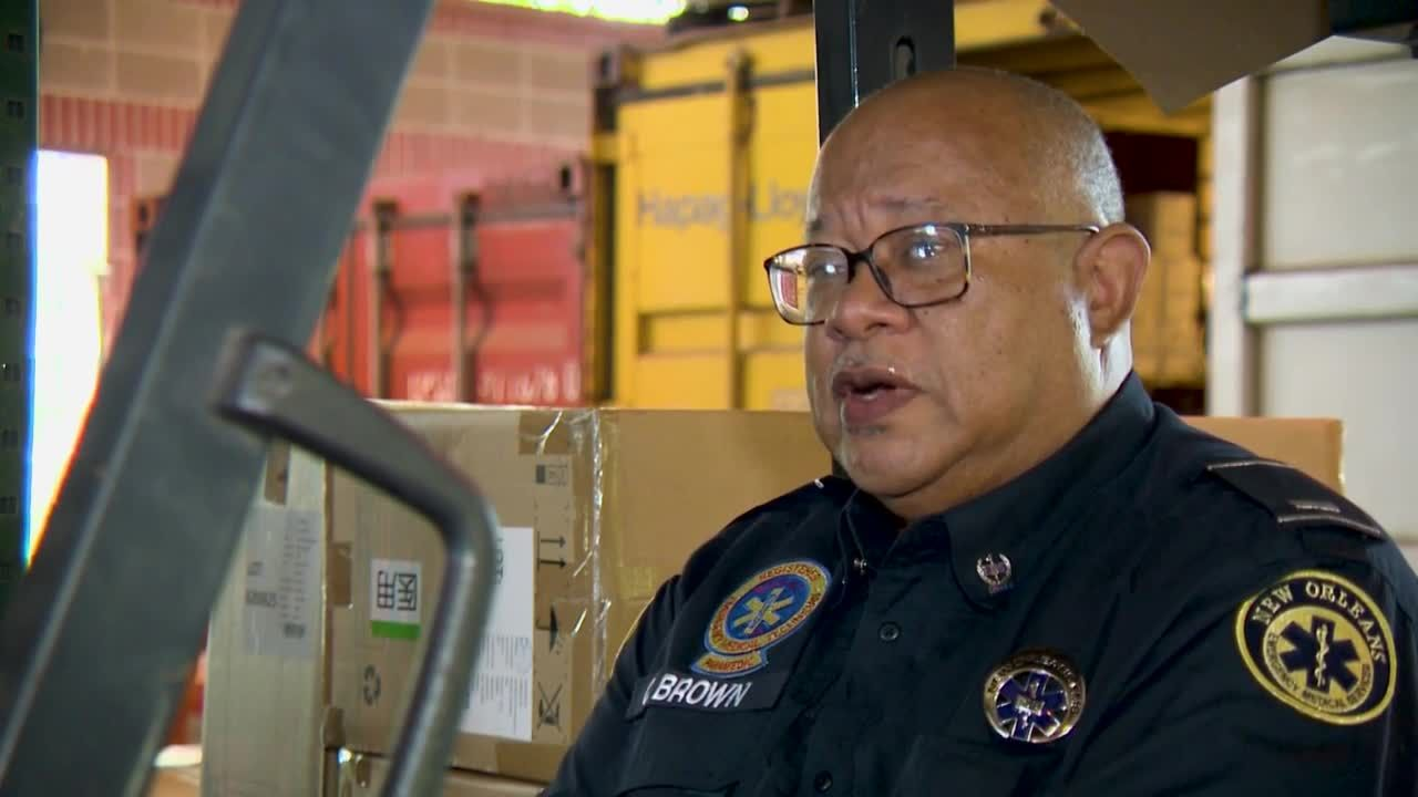 Three New Orleans EMTS share heartbreaking losses to COVID-19