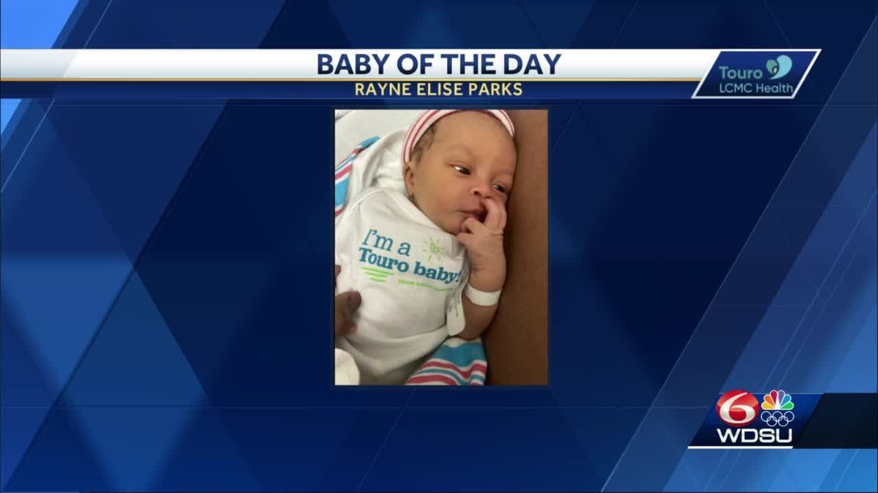 WDSU Baby of the Day for January 15, 2021