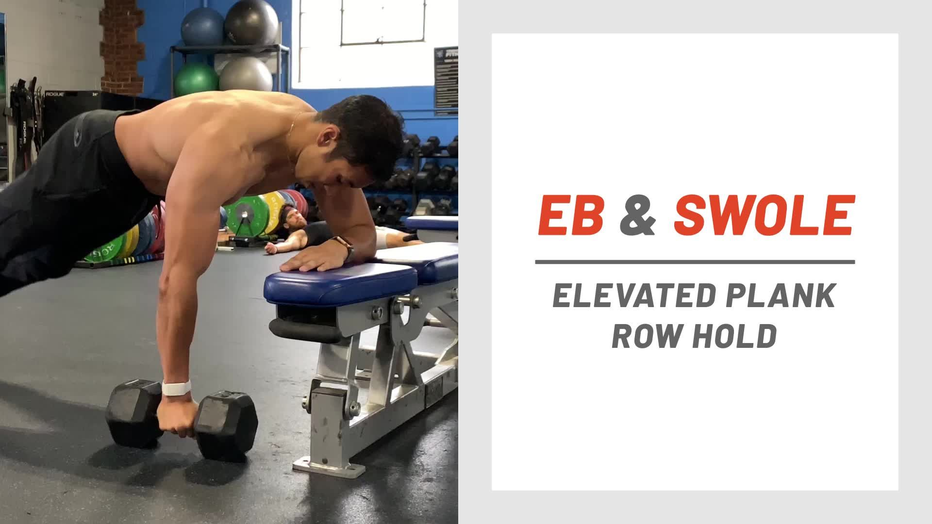 Elevate Your Ab Workout While You Build Up Your Back