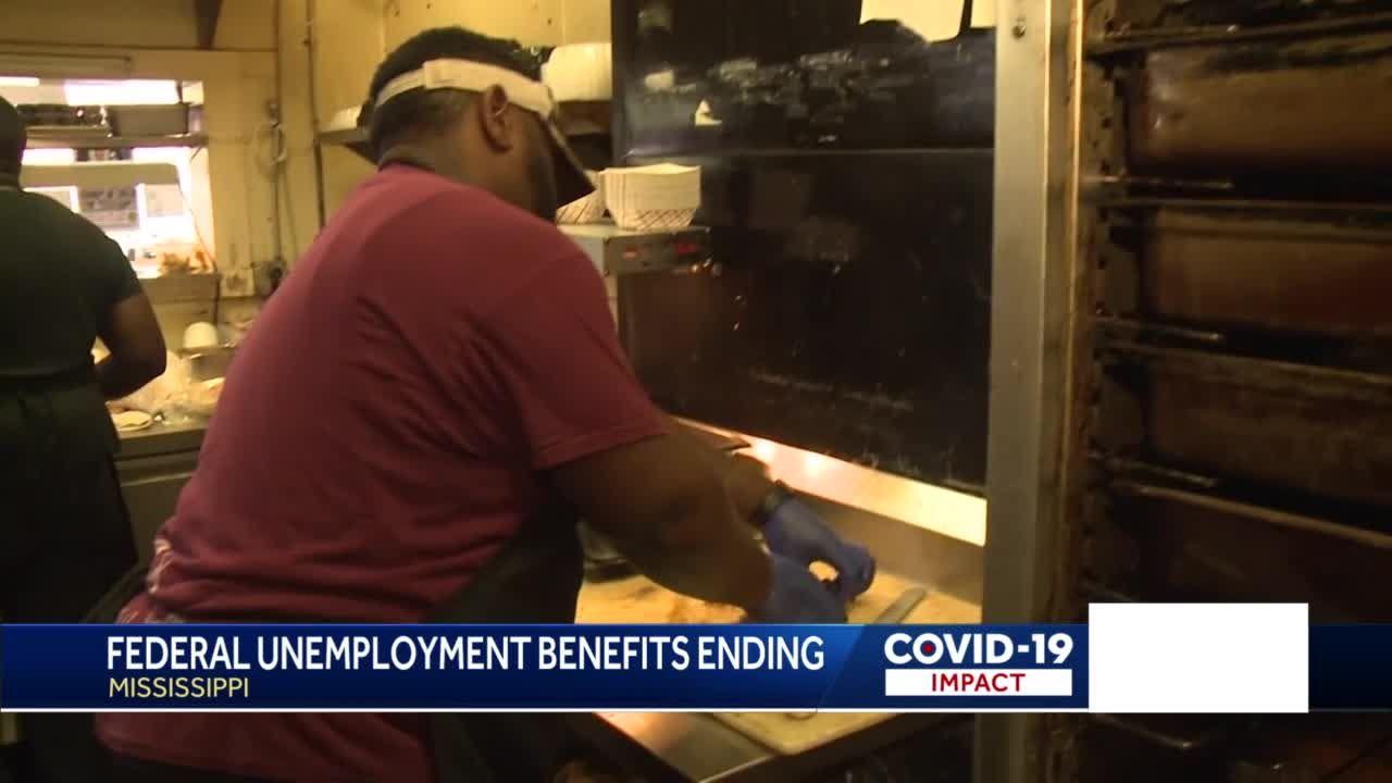COVID Unemployment leaving