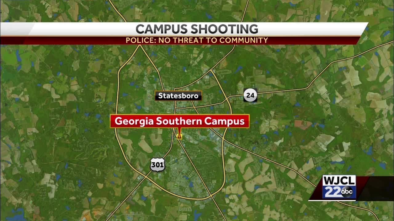 Shooting at Georgia Southern University