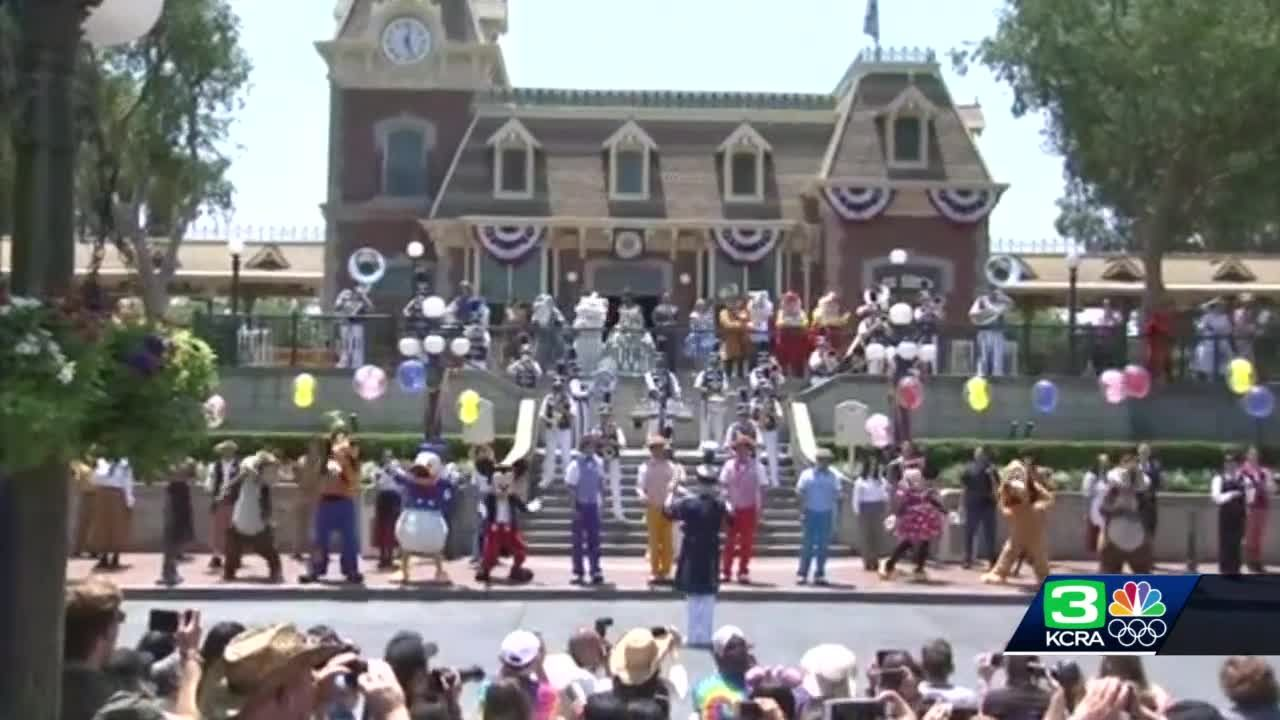 Disneyland to end mask requirements for fully vaccinated guests on June 15