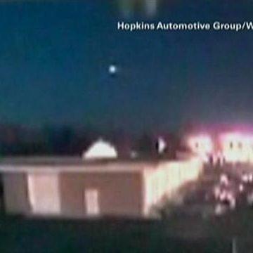 Meteor sighting reported over Massachusetts
