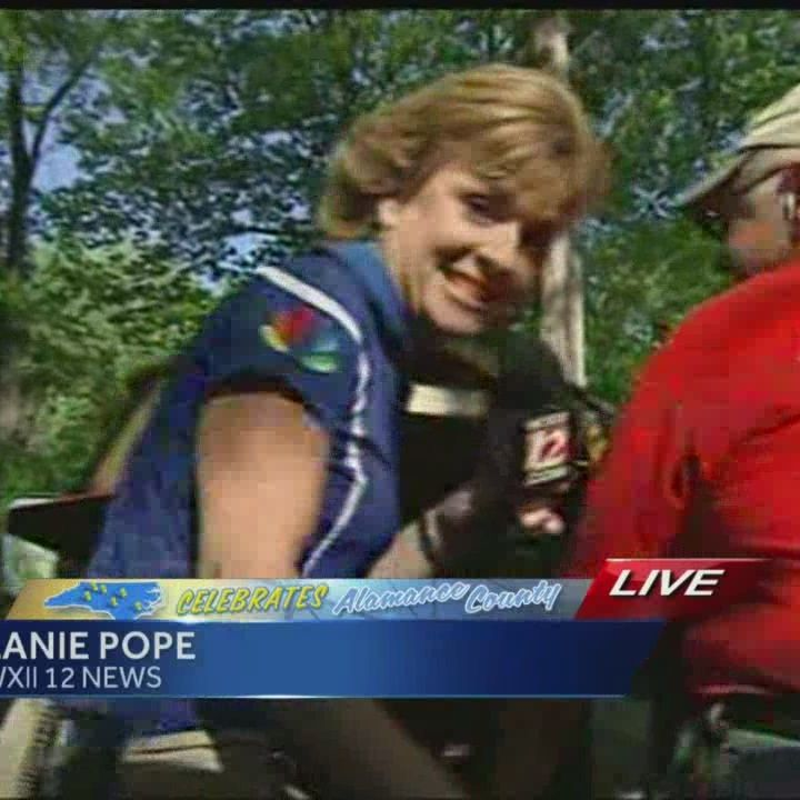 Riding the Rails with Lanie Pope