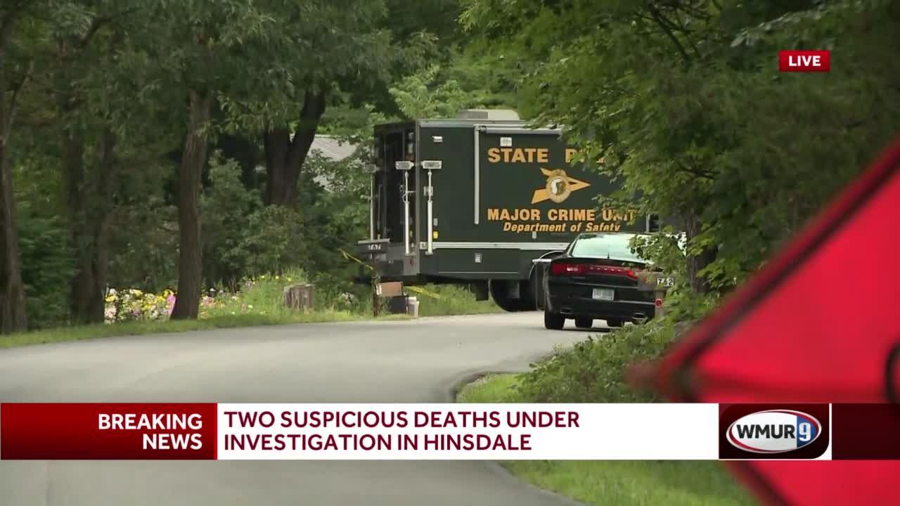 2 suspicious deaths in Hinsdale under investigation