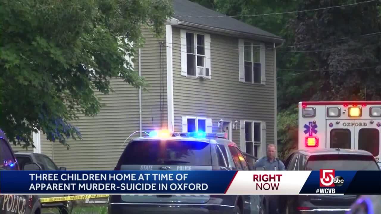 3 kids escape parents' apparent murder-suicide