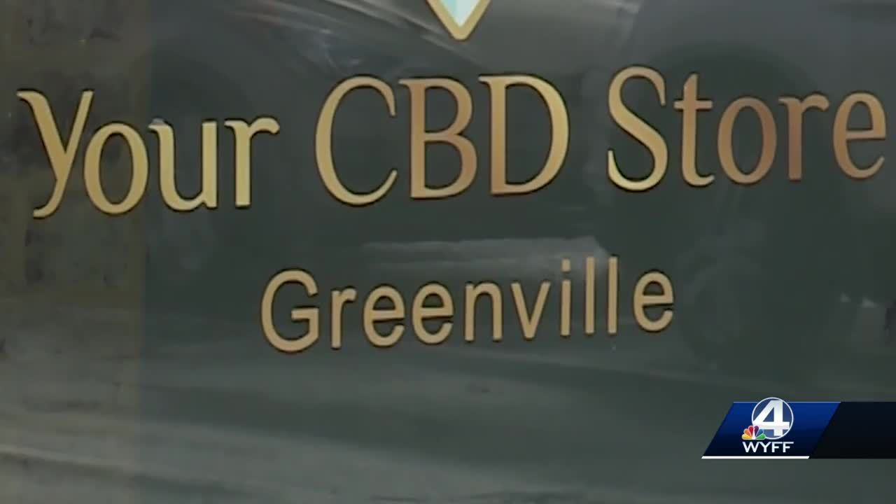 New store selling cannabinoid opens in Greenville