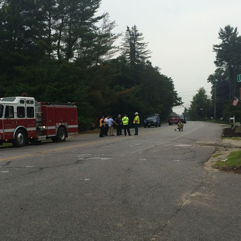 Windham Motorcycle Accident