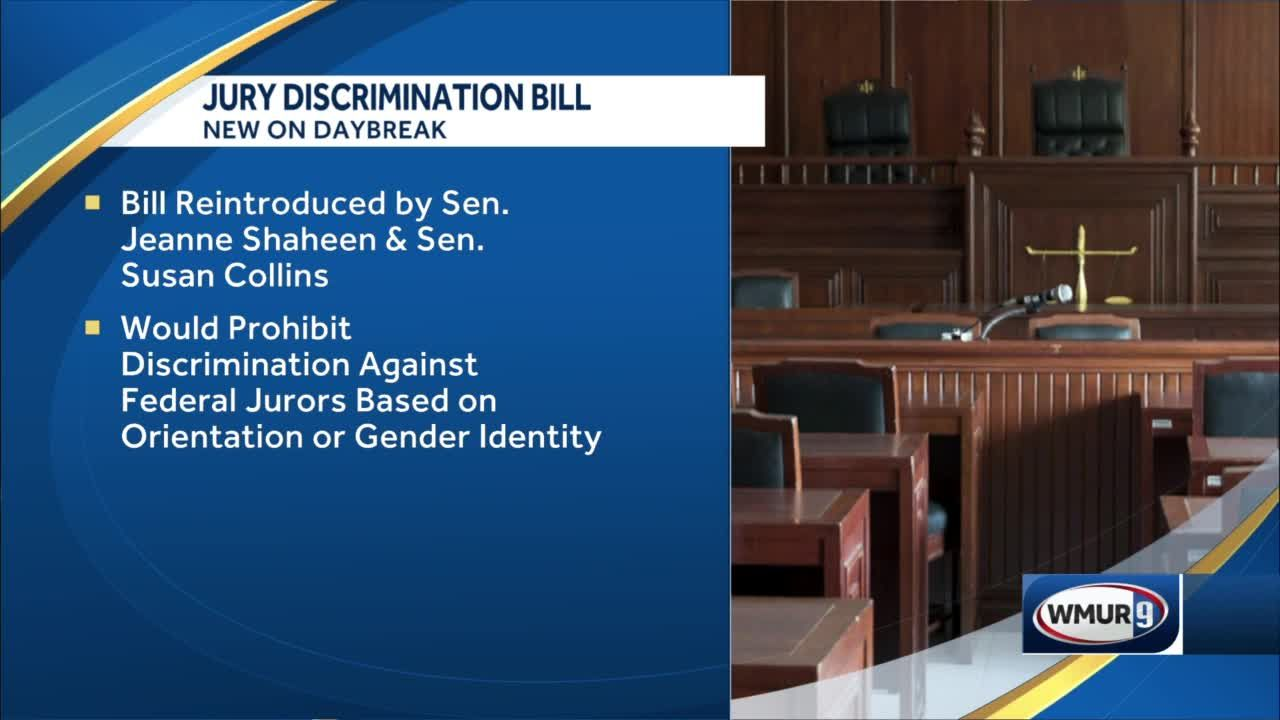 Shaheen, Collins reintroduce bill prohibiting discrimination against LGBTQ jurors