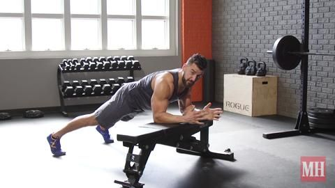 How to Make Your Planks Even More Challenging For Your Core