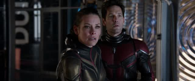 Ant-Man and the Wasp's new trailer enters the Quantum Realm