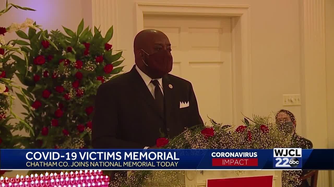 Savannah to participate in national memorial
